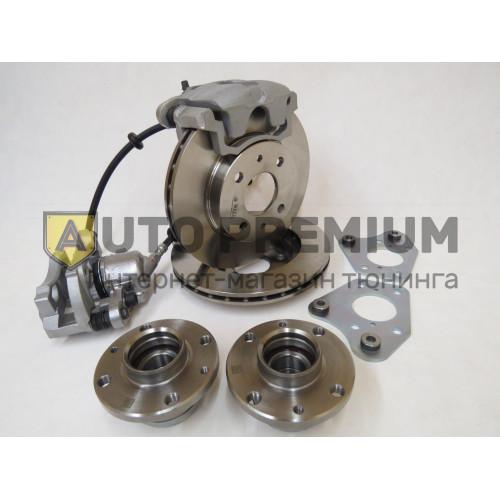Задние дисковые тормоза R13 «Luсas» под ABS для ВАЗ 2108-2115,2110-2112,Калина,Приора,Гранта.